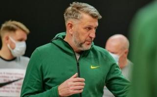 Maskoliūnas: šiais laikais visi moka žaisti krepšinį; Kalnietis: jaunimas atrodo labai gerai