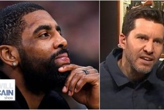 K.Irvingą rasizmu apkaltinęs ESPN žurnalistas: jei pasakysite, kad jis kvailelis, būsite teisūs