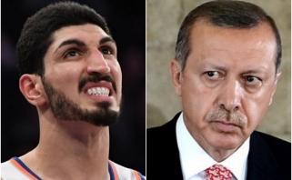 """E.Kanteris politikuoja: """"Nike"""" bijo pasirašyti su manim kontraktą dėl Erdogano"""