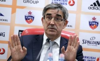 J.Bertomeu: mes nekariaujame su FIBA