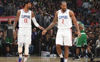 """K.Leonardas - vienintelis """"neliečiamasis"""" """"Clippers"""" žaidėjas"""