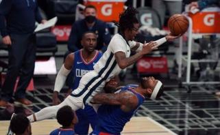 """""""Grizzlies"""" realybė NBA: nėra Valančiūno – nėra ir pergalių (rezultatai)"""