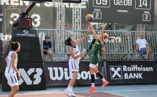 FIBA 3×3 Tautų lygoe U21 merginos užėmė antrąją vietą, vaikinai liko treti
