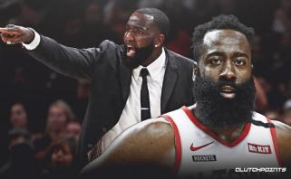 """K.Perkinsas: Hardenas šį sezoną padarys """"Rockets"""" pajuokos objektu"""