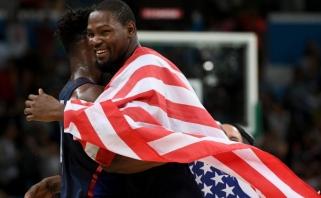 JAV rinktinės griūtis: ar pasaulio čempionate išvysime tikrą kovą dėl aukso?