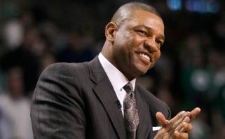 """Po katastrofiškos """"Clippers"""" nesėkmės D.Riversas gali būti ramus dėl savo kėdės"""
