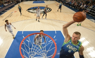K.Porzingis įvardijo NBA visų laikų geriausių žaidėjų penketuką