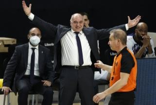 """Dėl atkrintamųjų kovojančio """"Real"""" treneris – suspenduotas (panaši su """"Juventus""""situacija)"""