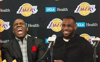 M.Johnsonas įvardijo pretendentų į NBA sezono MVP šešioliktuką.