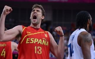 M.Gasolis: prieš baigdamas karjerą noriu padėti Ispanijai iškovoti daugiau medalių
