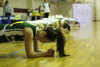Krepšinio bendruomenė vieninga - jauni krepšininkai turi suprasti, kas svarbiausia sporte