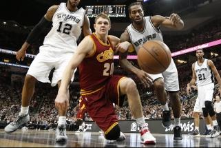 Rusijos milžinas Mozgovas gali grįžti į NBA?