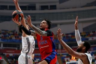 CSKA Eurolygos reguliariajame sezone užsitikrino antrą vietą