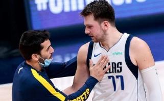 Campazzo – apie gynybą NBA: pereinu pragarą, kartais net meldžiuosi