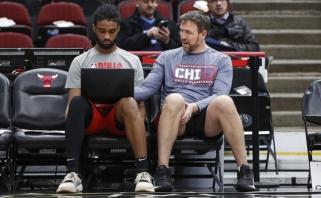 """""""Bulls"""" trenerių štabą gali palikti Europoje gerai žinomas specialistas"""