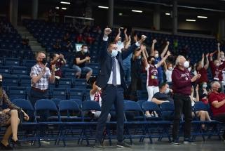 """""""Lietkabelio"""" direktorius pasidžiaugė galimybių pasu bei nauju Europos taurės formatu"""