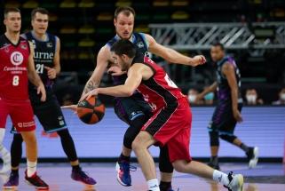 Blankiai žaidusių lietuvių klubas ACB lieka be pergalių