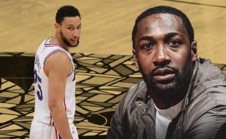 """Arenasas: """"76ers"""" nenori pripažinti, kad patys kalti, jog Simmonsas tapo tokiu"""
