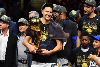 "Du sezonus praleidęs K.Thompsonas: planas toks – 2022 metais ""Warriors"" taps čempionais"