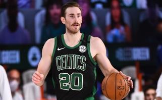"""Lūdnos žinios """"Celtics"""" stovykloje: vieno lyderių G.Haywardo trauma yra sunki"""