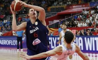 N.Jokičius pripažino, kad jo gimtinėje krepšinis nėra mėgstamas, tačiau serbams patinka laimėti