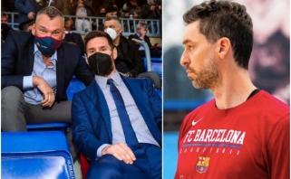 Šaras – katalonų legendų apsuptyje: Messi kaimynystė ir pirmoji Gasolio treniruotė