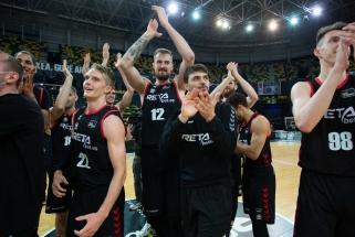 Puikiai atakavęs Kulboka padėjo Bilbao klubui išlikti ACB lygoje