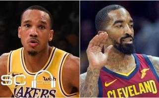 """""""Lakers"""" gynėjas A.Bradley nedalyvaus sezono pratęsime, jį greičiausiai pakeis J.R.Smithas"""