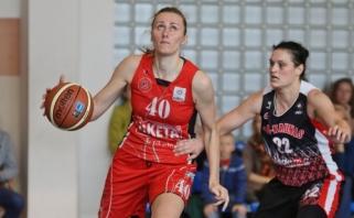 Lietuvos krepšinyje - nauja moterų lyga