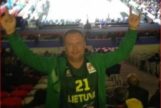 Pasaulio čempionato metu Kinijoje insultą patyręs rinktinės sirgalius pabudo iš komos
