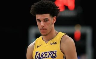 """Prienai intriguoja: mače su """"Šiauliais"""" - NBA rungtyniaujantis Lonzo Ballas"""