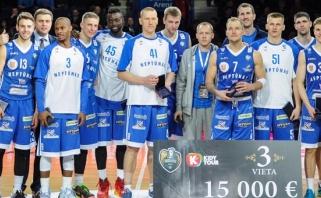 """""""Neptūnas"""" nerizikuos su FIBA turnyru ir renkasi, kaip ir """"Lietuvos rytas"""" - Europos taurę"""