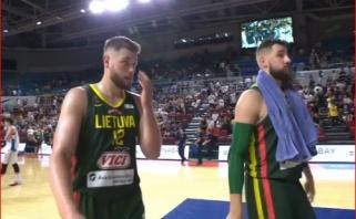 Lietuvos rinktinė turnyre Seule nepasigailėjo šeimininkų