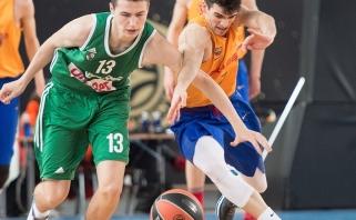 """""""Žalgirio"""" talentas dalyvaus NBA rengiamoje stovykloje"""