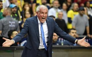 """""""Fenerbahče"""" atlyginimų nemoka du mėnesius – išskyrus Ž.Obradovičių"""