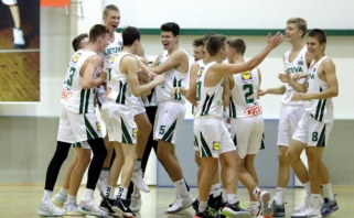 """Penkiolikmečiai triumfavo Estijoje vykusiame """"Baltijos taurės"""" turnyre"""
