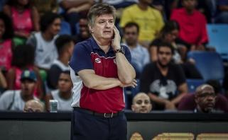 Iki pasaulio čempionato likus 2 savaitėms streikuoja ir Venesuelos krepšininkai