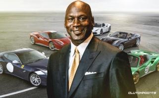 """J.Jeffriesas papasakojo nuotaikingą istoriją apie M.Jordaną, A.Walkerį ir """"Ferrari"""""""