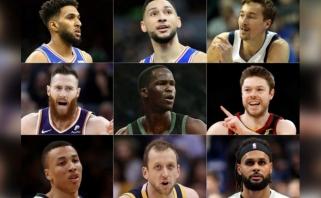 NBA australai paaukojo gaisrų aukoms 750 tūkst. dolerių (B.Simmonso komentaras)