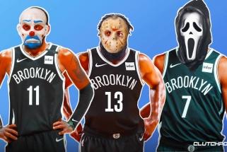 """""""Nets"""" superžvaigždė pažadėjo sveiką ir baisų Hardeną kitame sezone"""