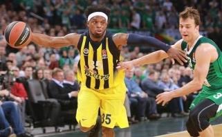 """B.Dixonas nespėjo pasveikti ir nepadės turkams """"Eurobasket 2017"""""""