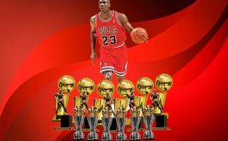 """S.A.Smithas: Jordano """"Bulls"""" ne tik įveiktų čempioniškąjį """"Lakers"""", bet ir padarytų tai """"sausai"""""""