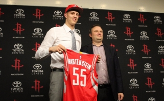 Puikus I.Hartensteino pasirodymas NBA Vasaros lygoje (D.Dulkys nežaidė)