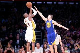 K.Thompsonas: plyšus Achilui Kobe išėjo tarsi pasitempęs čiurną. toks kietas jis buvo