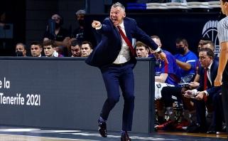 """Šaro nelaimė: iššvaisčiusi 19 taškų persvarą """"Barca"""" krito Supertaurės finale"""