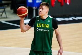 Maskoliūnas paskelbė, kurie krepšininkai nežais prieš Čekiją