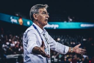 B.Tanjevičius baigė trenerio karjerą