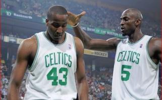 K.Perkinsas: debiutiniame sezone NBA svėriau 145 kg ir turėjau 24 proc. riebalų