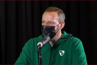 """""""Žalgirio"""" treneris Woltmannas – apie Nowitzkį, Jankūną bei darbą su aukštaūgiais"""