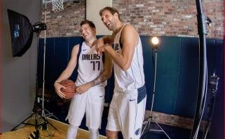 D.Nowitzki: noriu būti jaunų žaidėjų mokytojas ir lydėti juos karjeros kelyje